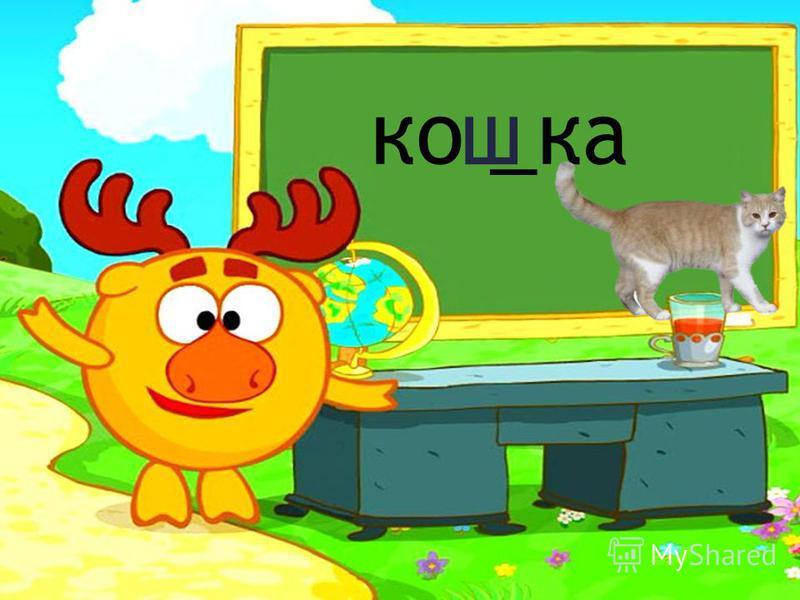 ко _ка Ш