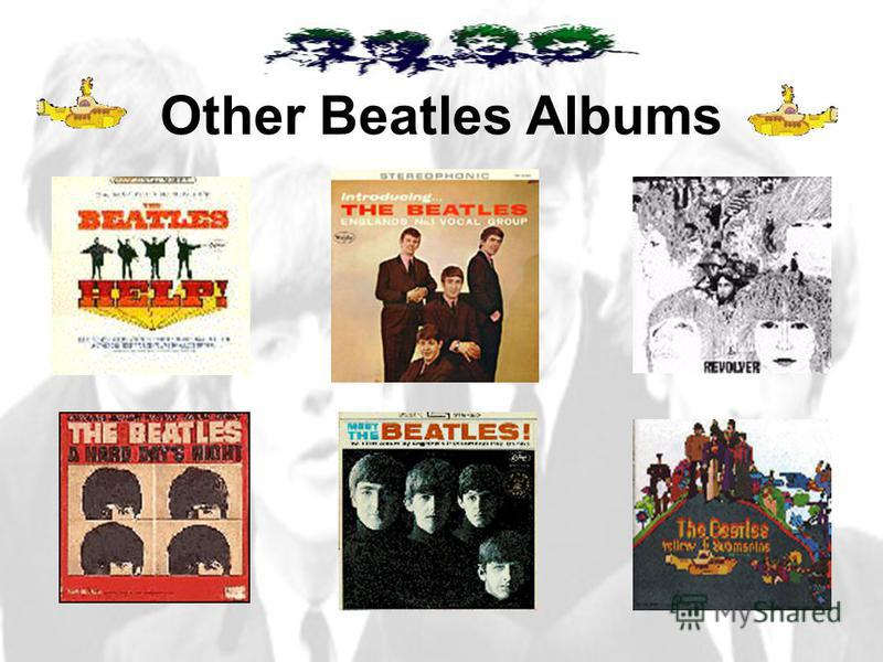 Other Beatles Albums