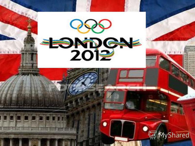 We are going to the Olympic Games in London