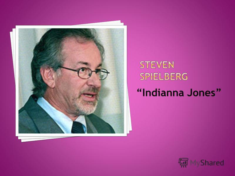 Indianna Jones