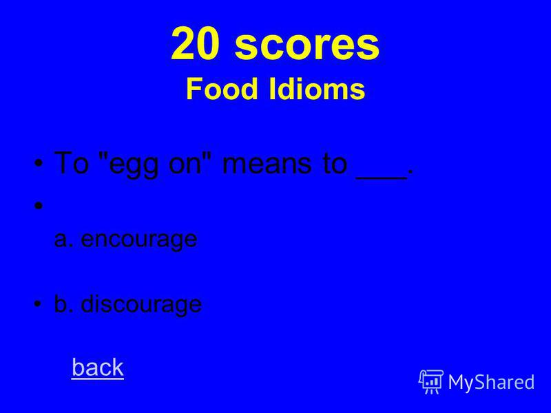 100 scores Strange Expressions What does it mean to