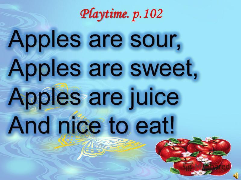 Playtime Playtime. p.102
