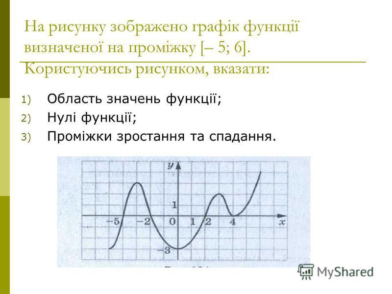 4. Повторення Функції оберненої пропорційності у = k/x І все!