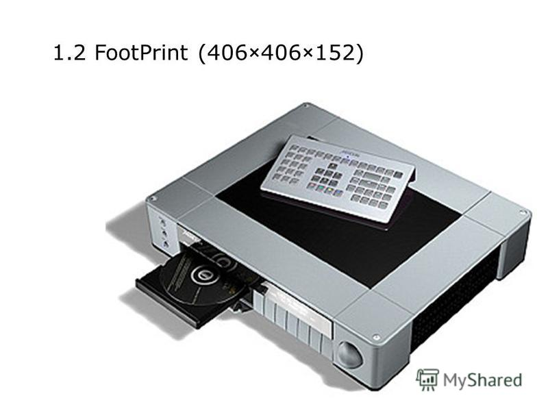 1.2 FootPrint (406×406×152)