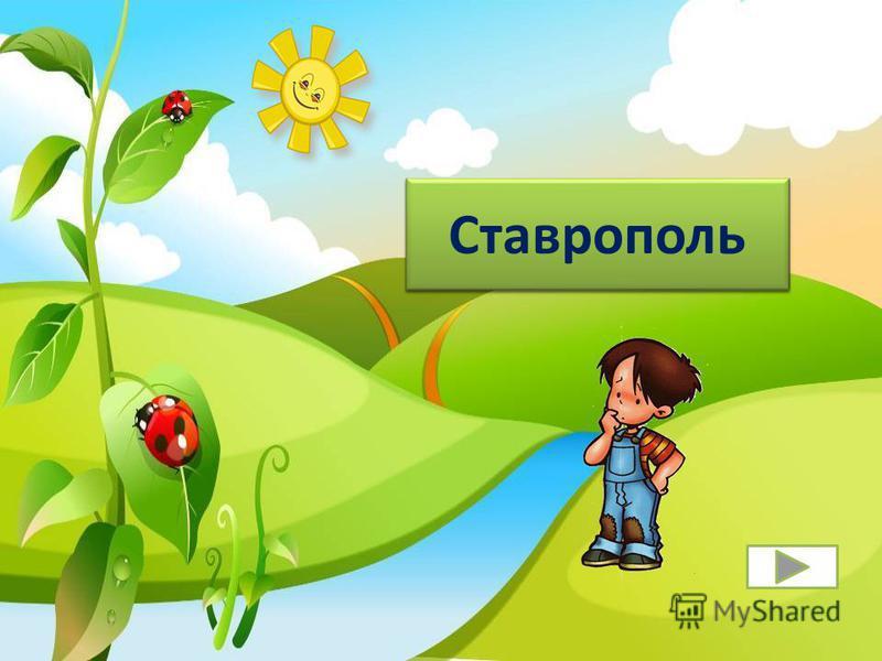 город Ставрополь