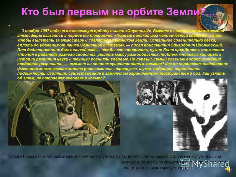 Ежегодно 12 апреля в России и в странах всего мира отмечают Международный День космонавтики. 12 апреля 2009 года исполняется 48 лет со дня полета первого человека в космос. И сделал это наш соотечественник Юрий Алексеевич Гагарин.Юрий Алексеевич Гага