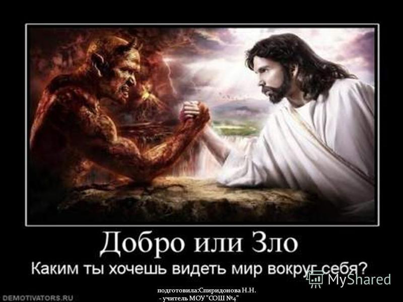 подготовила:Спиридонова Н.Н. - учитель МОУ СОШ 4