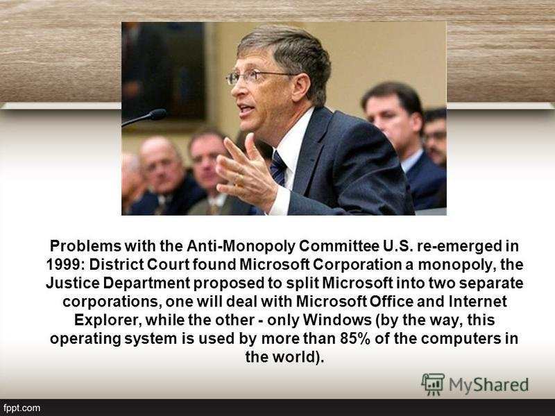 During his life, Bill Gates wrote two books. In 1995 - «The Road Ahead», in which he outlined his views on the direction in which society is moving in relation to the development of information technology. In 1999 -