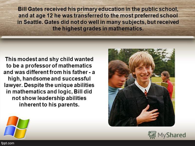 william h gates