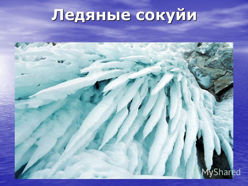 Ледяные сокуйи