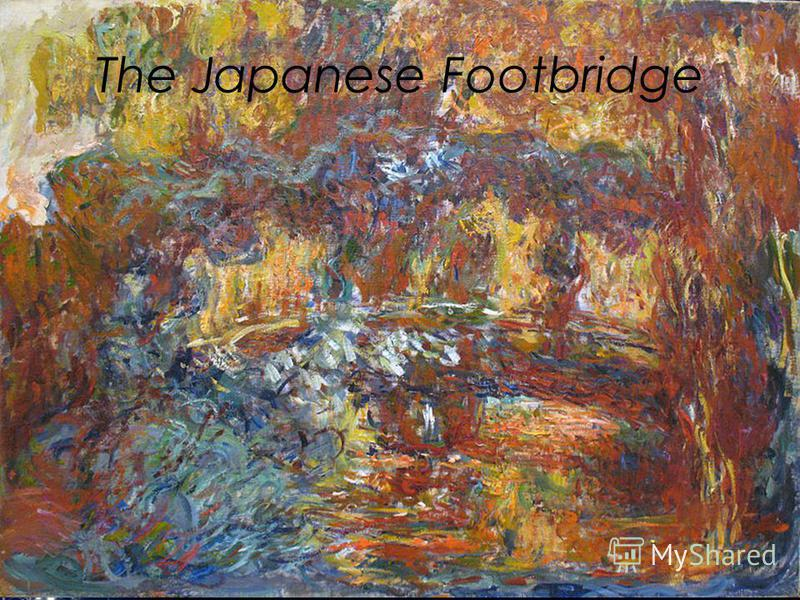 The Japanese Footbridge