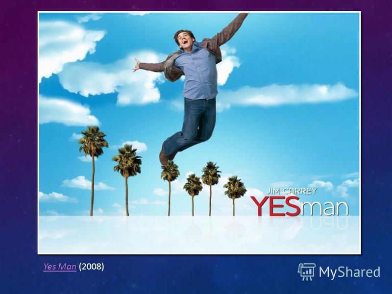 Yes ManYes Man (2008)