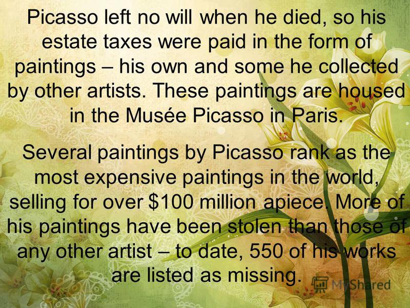 There are painters who transform the sun to a yellow spot, but there are others who with the help of their art and their intelligence, transform a yellow spot into the sun Pablo Picasso