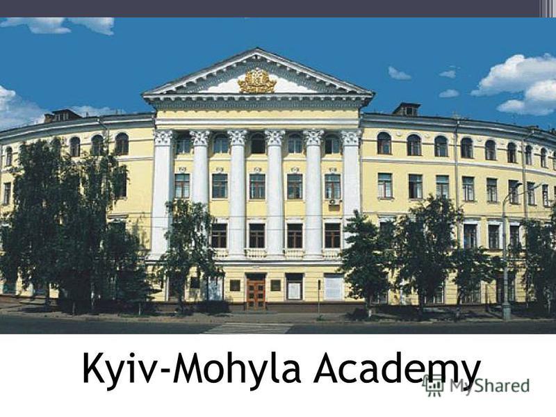 Kyiv-Mohyla Academy