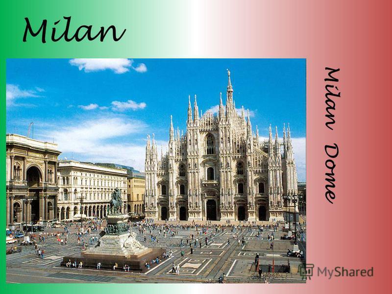 Milan Dome Milan