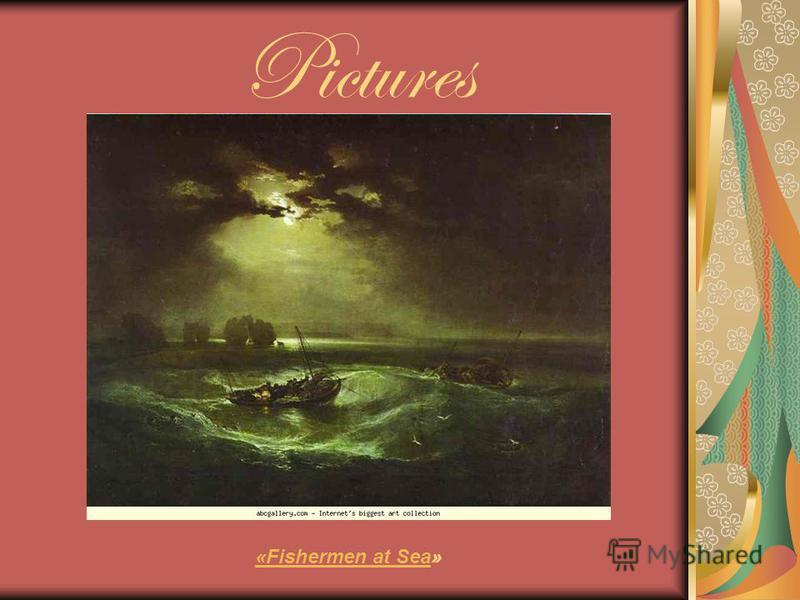Pictures «Fishermen at Sea«Fishermen at Sea»