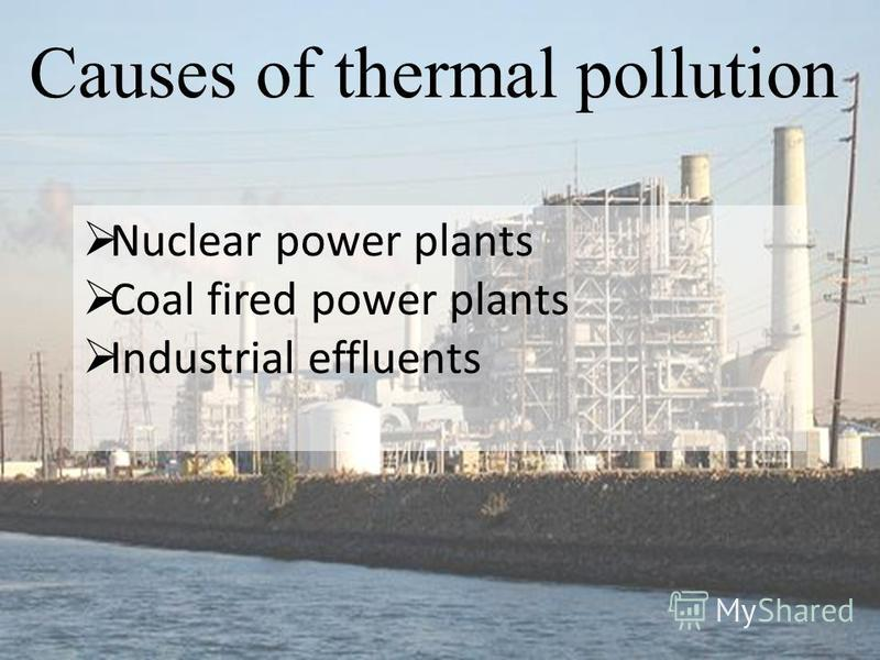 thermal nuclear power plant