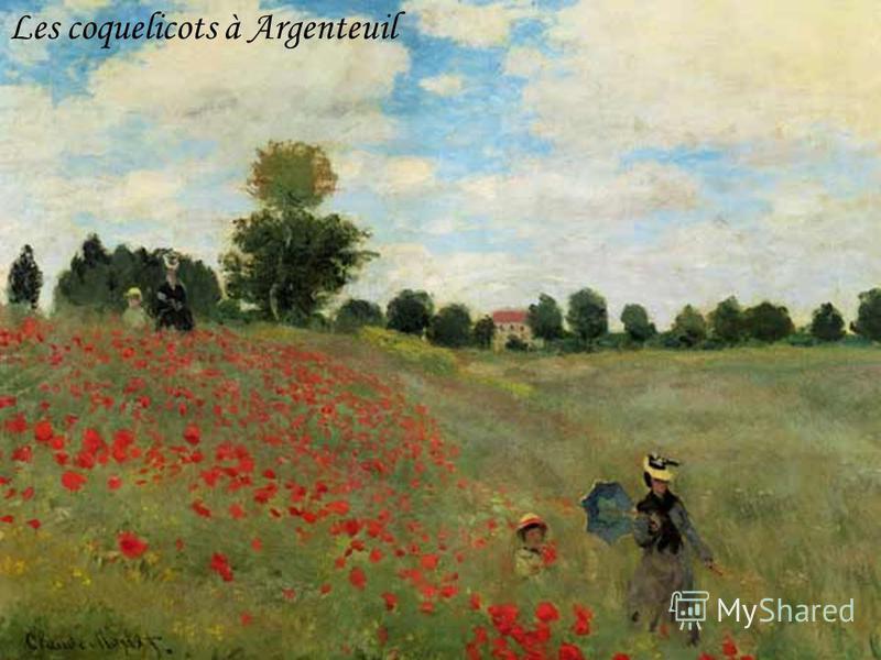 AuraStefanescu Les coquelicots à Argenteuil