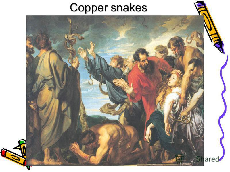 Copper snakes