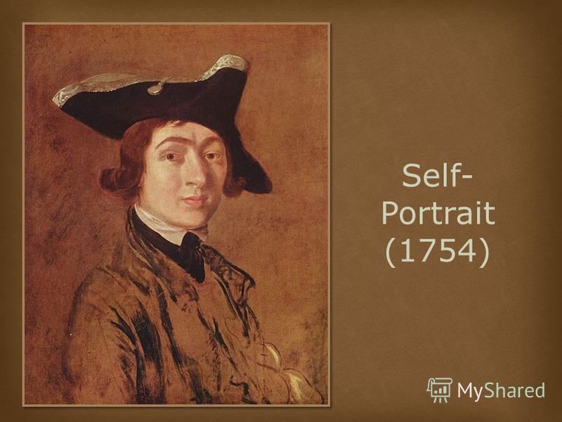 Self- Portrait (1754)