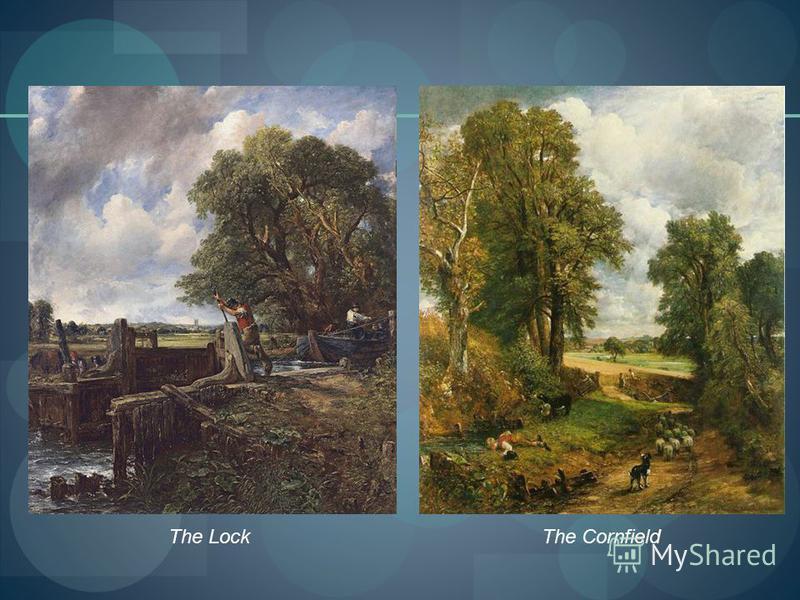 The CornfieldThe Lock