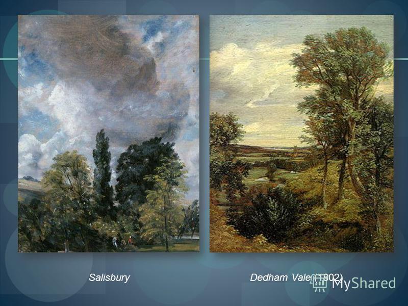 Dedham Vale (1802)Salisbury