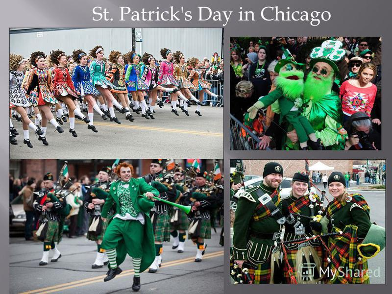 St. Patrick's Day in Chicago