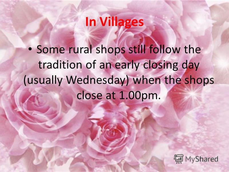 Public Holidays / Bank Holidays On public holidays some shops open and some shops do not. As a general rule banks will be closed, most supermarkets and large stores will be open (although with reduced Sunday opening hours), and in larger towns many s