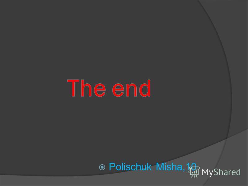 Polischuk Misha,10