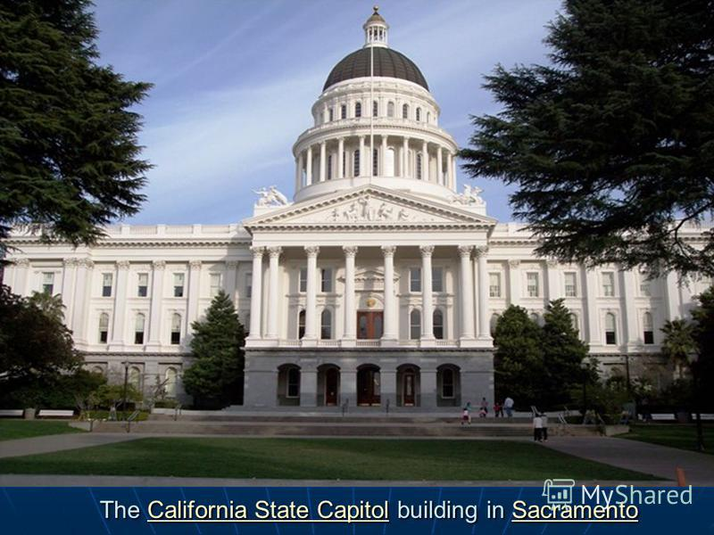 The California State Capitol building in Sacramento California State CapitolSacramentoCalifornia State CapitolSacramento