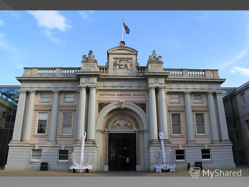 The National Maritime Museum (NMM) in Greenwich, London, is the leading maritime museum of the United Kingdom and may be the largest museum of its kind in the world. The historic buildings form part of the Maritime Greenwich World Heritage Site, and