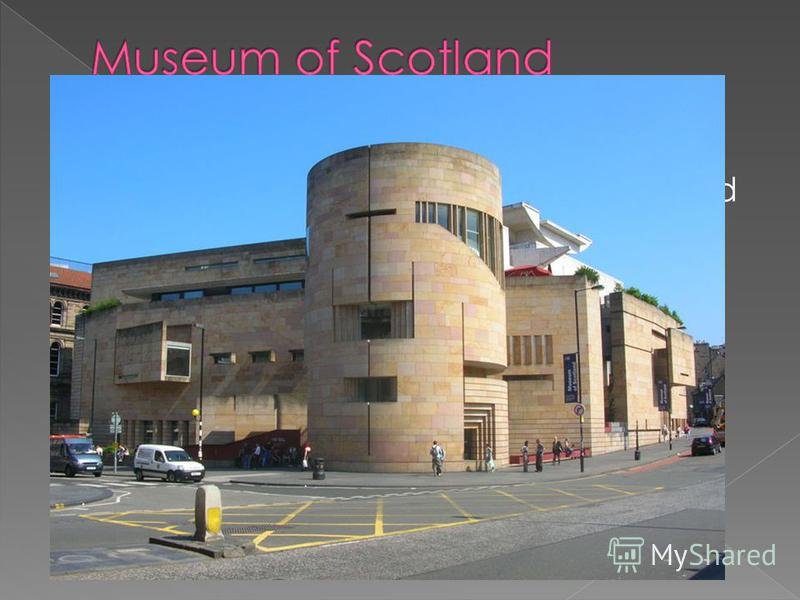 National Museums Scotland was formed by Act of Parliament in 1985 [1], amalgamating the former National Museum of Antiquities of Scotland and The Royal Scottish Museum.