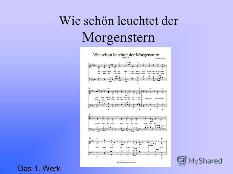 5 musik bachs er komponierte vor allem kirchenmusik weil seine arbeitsstelle an der thomaskirche in leipzig war