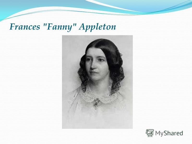 Frances Fanny Appleton
