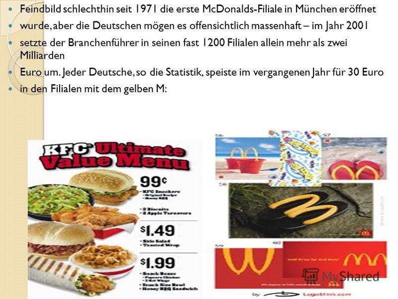 Fast food hat was damit zu tun, dass der Gast es wünscht, relativ schnell und zügig dort letztendlich technisiert gesagt abgewickelt zu werden, das heißt, die Bestellung aufgegeben wird, letztlich bezahlt wird und natürlich dann auch der Verzehr rela