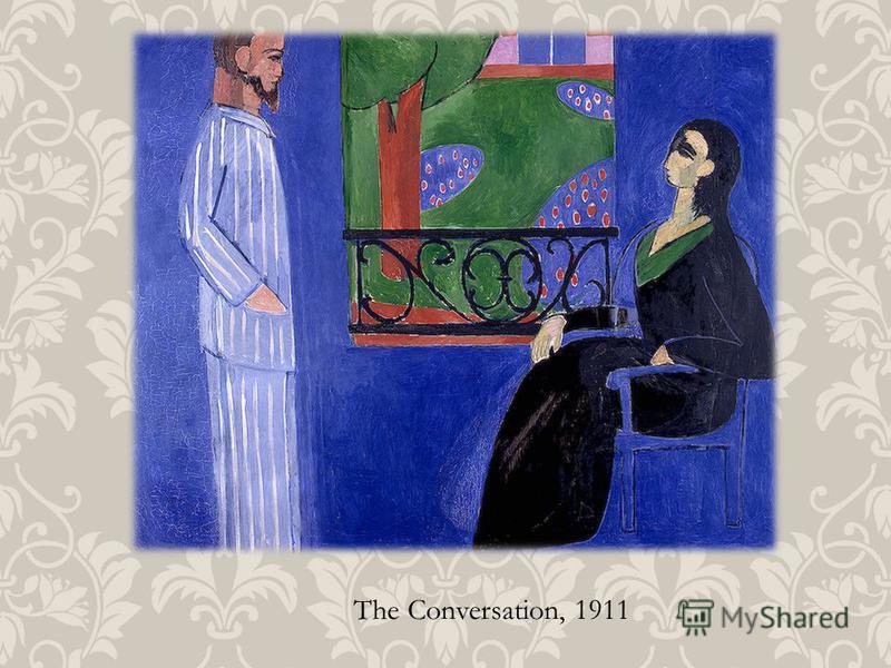 The Conversation, 1911