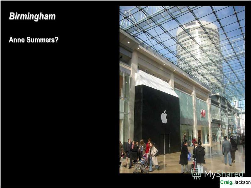Birmingham Anne Summers?