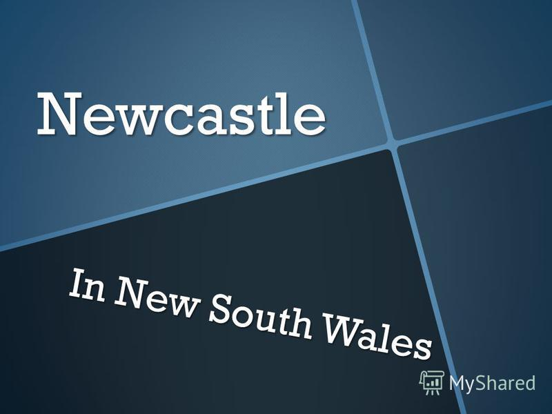Newcastle In New South Wales