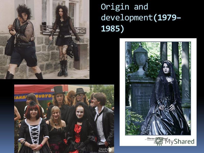 Origin and development(1979– 1985)