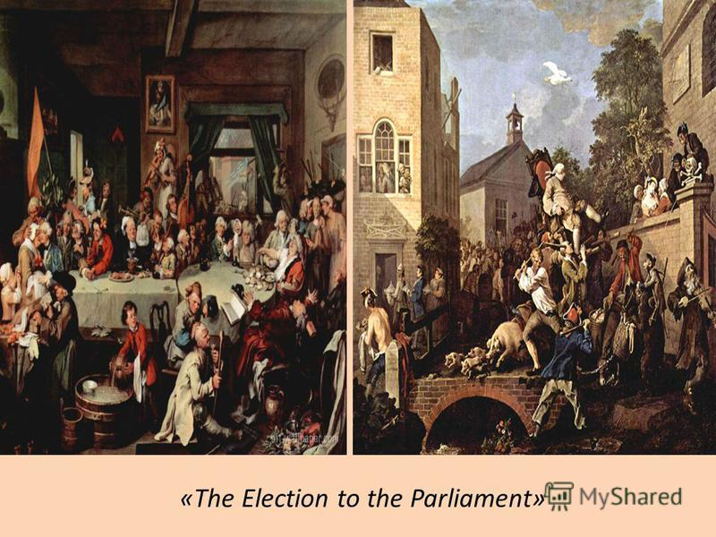 «The Election to the Parliament»
