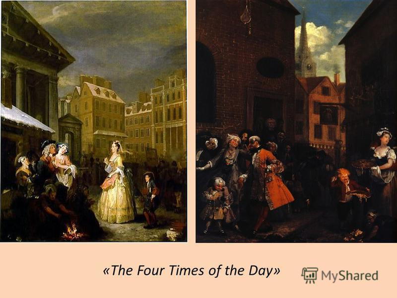 «The Four Times of the Day»
