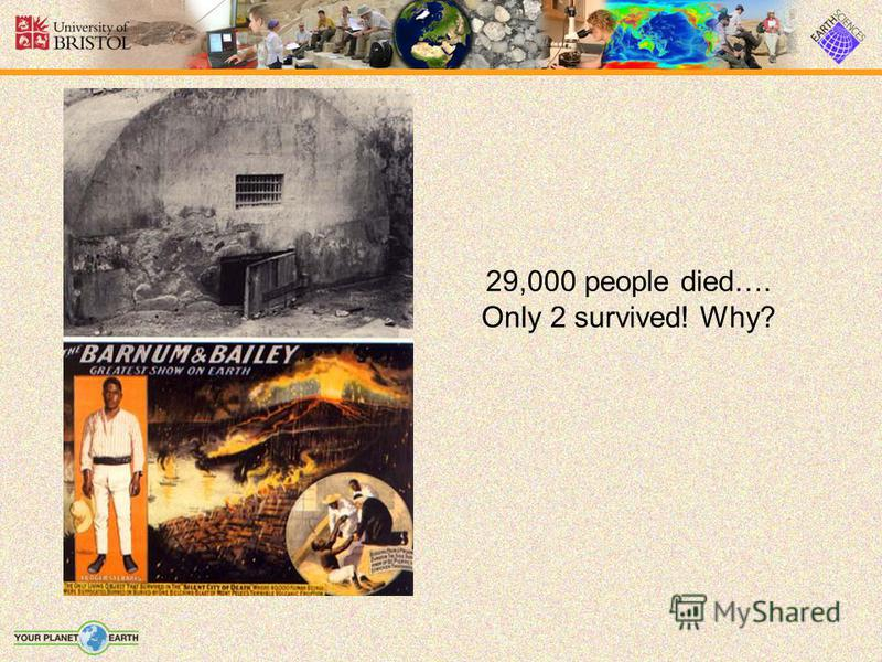 29,000 people died…. Only 2 survived! Why?