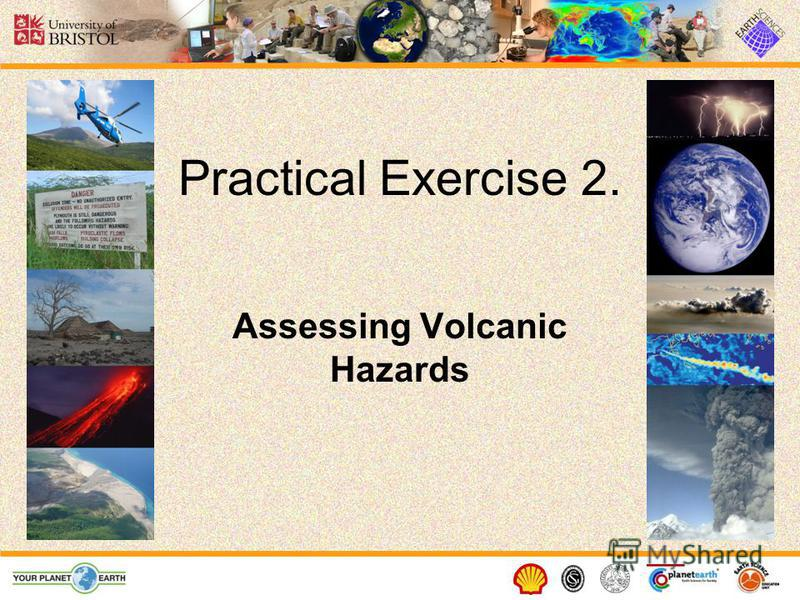 Practical Exercise 2. Assessing Volcanic Hazards