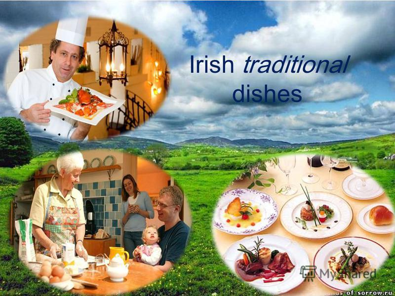 Irish traditional dishes