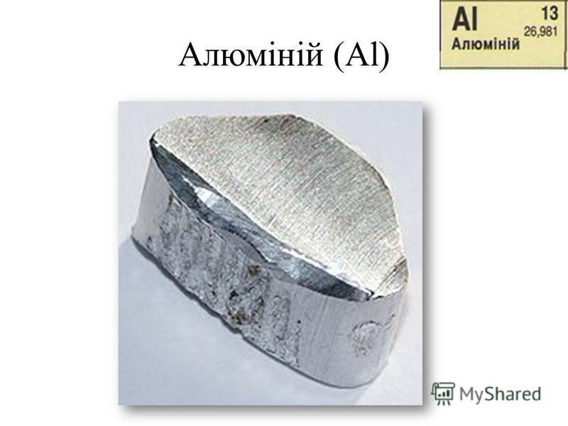 Алюміній (Al)