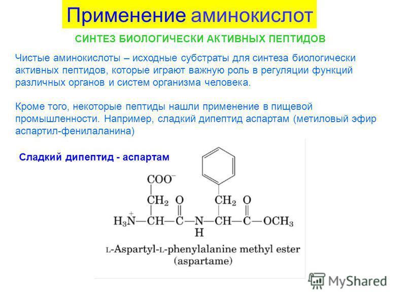 Аминокислоты и пептиды в промышленности и медицине сустанон фото приколы