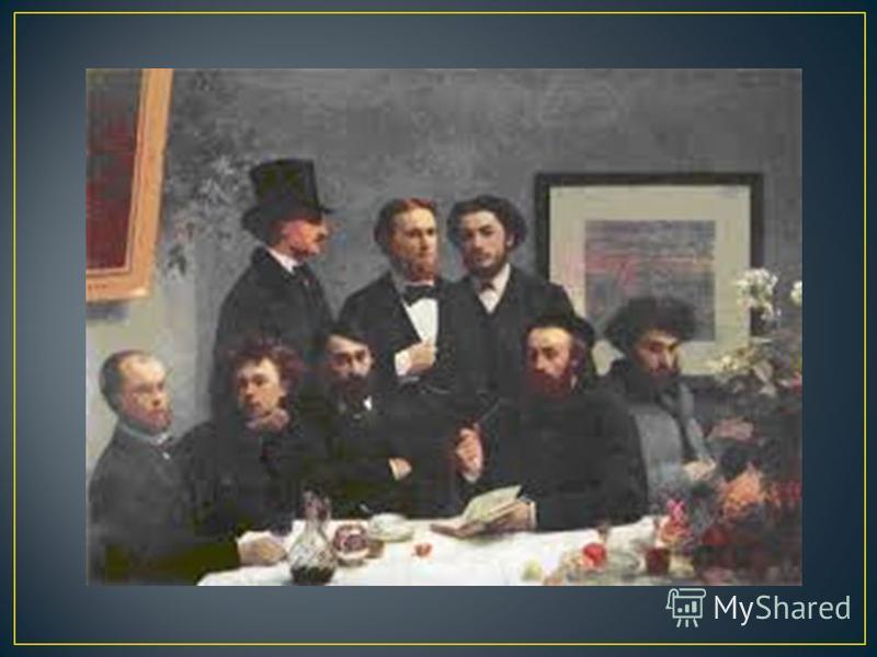 У 1874 році Верлен написав свій знаменитий вірш Поетичне мистецтво. Проте опублікувати його вдалося лише у листопаді 1882 року. Уперше твір був надрукований у Парі модерн, а згодом увійшов у поетичну збірку Верлена Давно і недавно.