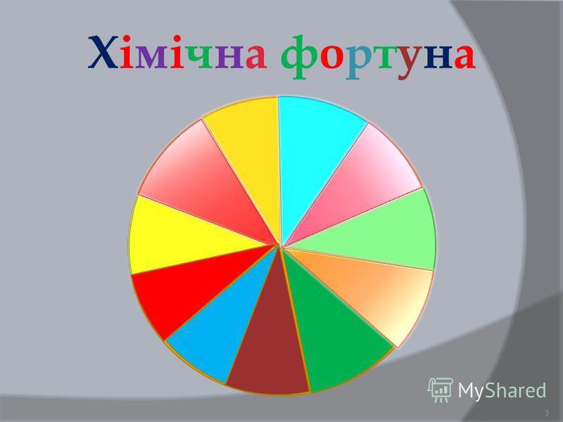 Хімічна фортуна 3