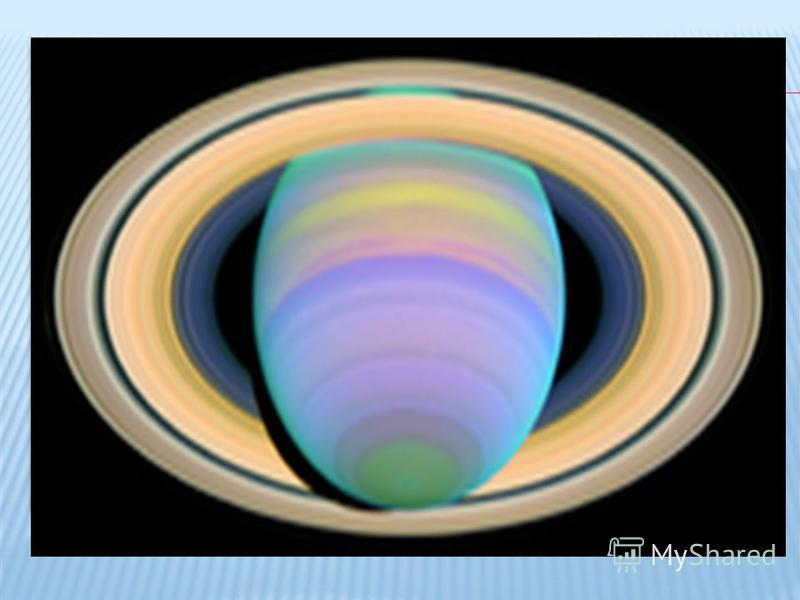 Існує три головних кільця, названих A, B і C. Вони добре помітні з Землі. Слабші кільця називають D, E та F. При ближчому розгляді кілець виявляється дуже багато. Між кільцями існують щілини, де немає частинок. Найбільшу щілину, яку можна побачити у