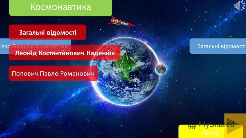 Космонавтика Цікаве